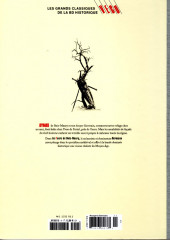 Verso de Les grands Classiques de la BD Historique Vécu - La Collection -12- Les Tours de Bois-Maury - Tome V : Alda