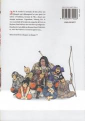 Verso de Angolmois -3- Tome 3