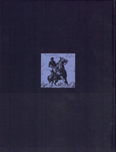 Verso de Blueberry (Sfar/Blain) -1TT- Amertume apache