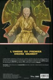 Verso de Star Wars - L'Ère de la Résistance -2- Les vilains