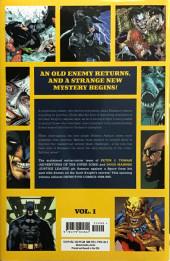 Verso de Detective Comics (1937), Période Rebirth (2016) -INT10- Vol.1 Mythology