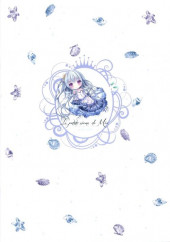 Verso de (AUT) Tinkle - La petite sirène de Mio