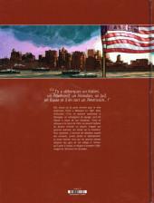 Verso de Ellis Island -1- Bienvenue en Amérique !