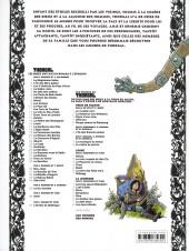 Verso de Thorgal (Les mondes de) - La Jeunesse de Thorgal -8- Les deux bâtards