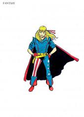 Verso de Marvel Graphic Novel (Marvel comics - 1982) -16- The Aladdin Effect