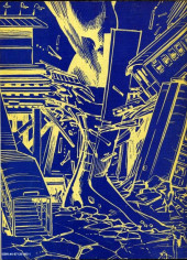 Verso de Marvel Graphic Novel (Marvel comics - 1982) -17- Revenge of the Living Monolith