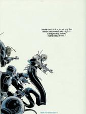 Verso de Marvel Graphic Novel (Marvel comics - 1982) -25- The Alien Legion