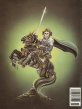 Verso de Marvel Graphic Novel (Marvel comics - 1982) -36- Willow