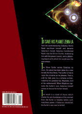 Verso de Marvel Graphic Novel (Marvel comics - 1982) -38- The Silver Surfer: Judgement Day