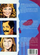 Verso de Marvel Graphic Novel (Marvel comics - 1982) -40- The Punisher: Assassin's Guild