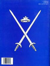 Verso de Marvel Graphic Novel (Marvel comics - 1982) -42- Conan Of The Isles