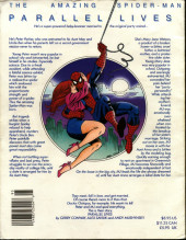 Verso de Marvel Graphic Novel (Marvel comics - 1982) -46- Parallel Lives