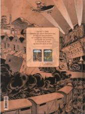 Verso de Les frères Rubinstein -1- Shabbat Shalom