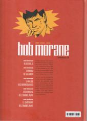 Verso de Bob Morane 10 (Intégrale Le Lombard) -14- Intégrale 14