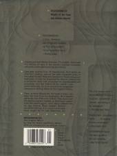 Verso de Marvel Graphic Novel (Marvel comics - 1982) -52- William Gibson's Neuromancer: The Graphic Novel