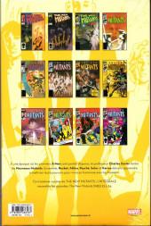 Verso de New Mutants (The) (L'intégrale) -3- 1985