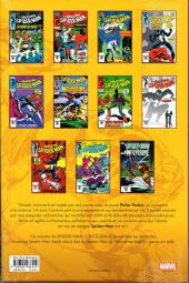Verso de Spider-Man (L'Intégrale) -25INT- Spider-man : l'intégrale 1987