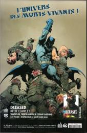 Verso de Batman Bimestriel (Urban Comics) -5- Tome 5
