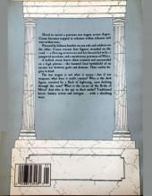 Verso de Marvel Graphic Novel (Marvel comics - 1982) -53- Conan the Barbarian in The Skull of Set