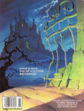 Verso de Marvel Graphic Novel (Marvel comics - 1982) -54- Roger Rabbit: The Resurrection of Doom