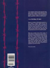 Verso de Marvel Graphic Novel (Marvel comics - 1982) -57- Rick Mason: The Agent