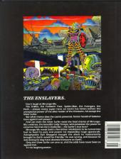 Verso de Marvel Graphic Novel (Marvel comics - 1982) -58- Silver Surfer: The Enslavers
