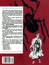 Verso de Marvel Graphic Novel (Marvel comics - 1982) -61- The Black Widow: The Coldest War