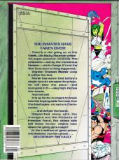 Verso de Marvel Graphic Novel (Marvel comics - 1982) -68- Avengers: Death Trap: The Vault