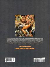 Verso de Savage Sword of Conan (The) - La Collection (Hachette) -62- La reine-sorcière de yamataï