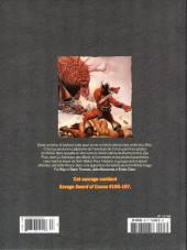 Verso de The savage Sword of Conan (puis The Legend of Conan) - La Collection (Hachette) -63- Le dévoreur des morts