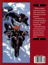 Verso de Marvel Graphic Novel (Marvel comics - 1982) -74- Punisher/Black Widow: Spinning Doomsday's Web