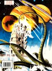 Verso de Marvel Graphic Novel (Marvel U.K - 1985) -1- Doctor Who: Voyager