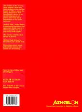 Verso de Marvel Graphic Novel (Marvel U.K - 1985) -4- Abslom Daak: Dalek Killer