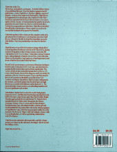 Verso de Marvel Graphic Novel (Marvel U.K - 1985) -5- Night Raven: The Collected Stories