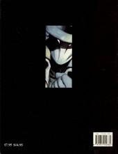 Verso de Marvel Graphic Novel (Marvel U.K - 1985) -6- Night Raven: House of Cards
