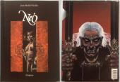 Verso de (AUT) Nicollet, Jean-Michel -0- Coffret NéO Couvertures