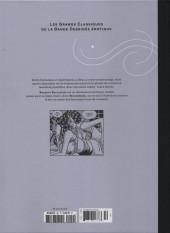 Verso de Les grands Classiques de la Bande Dessinée érotique - La Collection -100100- Bizarreries - Tome 3