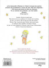 Verso de Aurore (Les fabuleuses aventures d') -1- Les fabuleuses aventures d'aurore