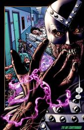 Verso de Green Lantern Vol.4 (DC Comics - 2005) -5- Feeding Frenzy