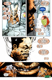 Verso de Green Lantern Vol.4 (DC Comics - 2005) -6- Black Sheep