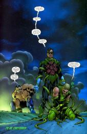 Verso de Green Lantern Vol.4 (DC Comics - 2005) -7- A perfect Life, Chapter 1