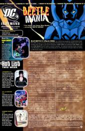 Verso de Green Lantern Vol.4 (DC Comics - 2005) -8- A perfect Life, Chapter 2