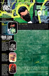 Verso de Green Lantern Vol.4 (DC Comics - 2005) -9- Branded
