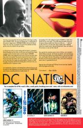 Verso de Green Lantern Vol.4 (DC Comics - 2005) -10- Revenge Of The Green Lanterns, Part 1