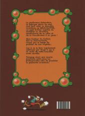 Verso de Le moléculator - Le Moléculator