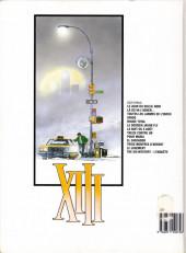 Verso de XIII -10a1999- El Cascador