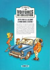 Verso de Les fondus de voitures de collection -1- Tome 1
