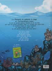 Verso de Ciboulette -2- Ciboulette et le poisson-pilote