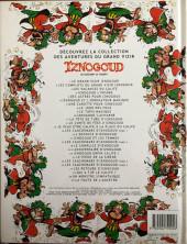 Verso de Iznogoud -16b2004- Iznogoud et les femmes