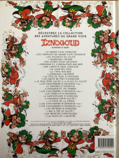 Verso de Iznogoud -14c2004- Les cauchemars d'Iznogoud (tome 1)